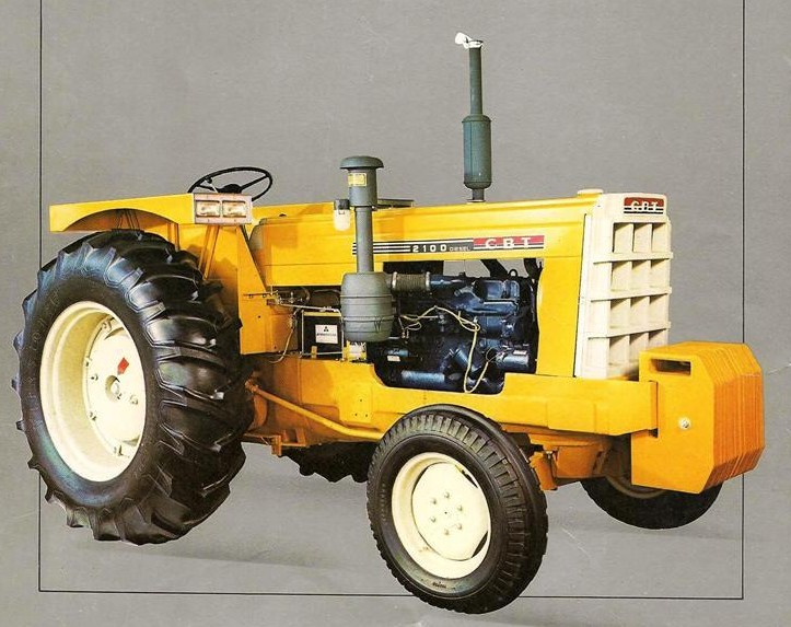 cbt tractor