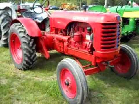 centaur tractor