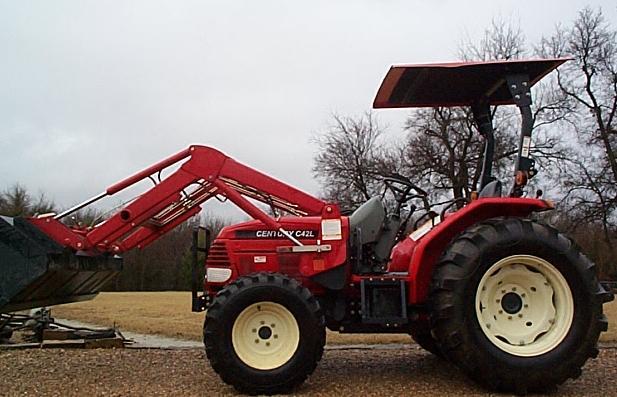 century tractor