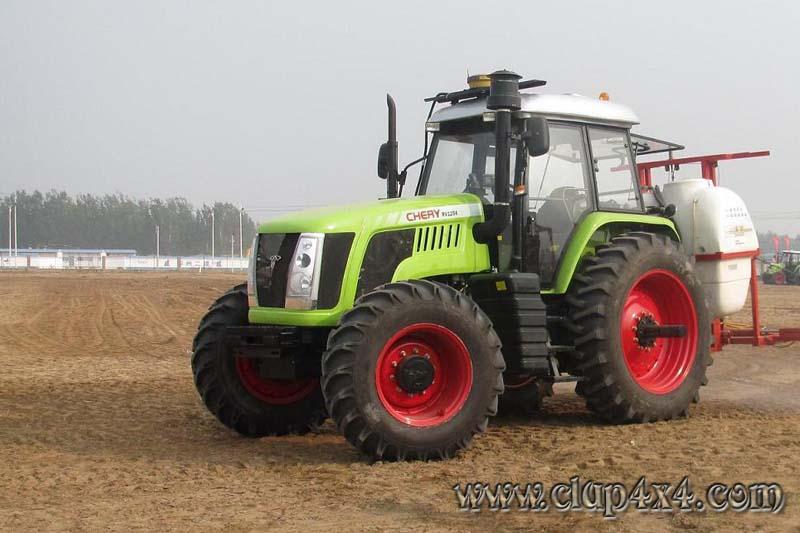 Tractors - Farm Machinery: Chery Tractor
