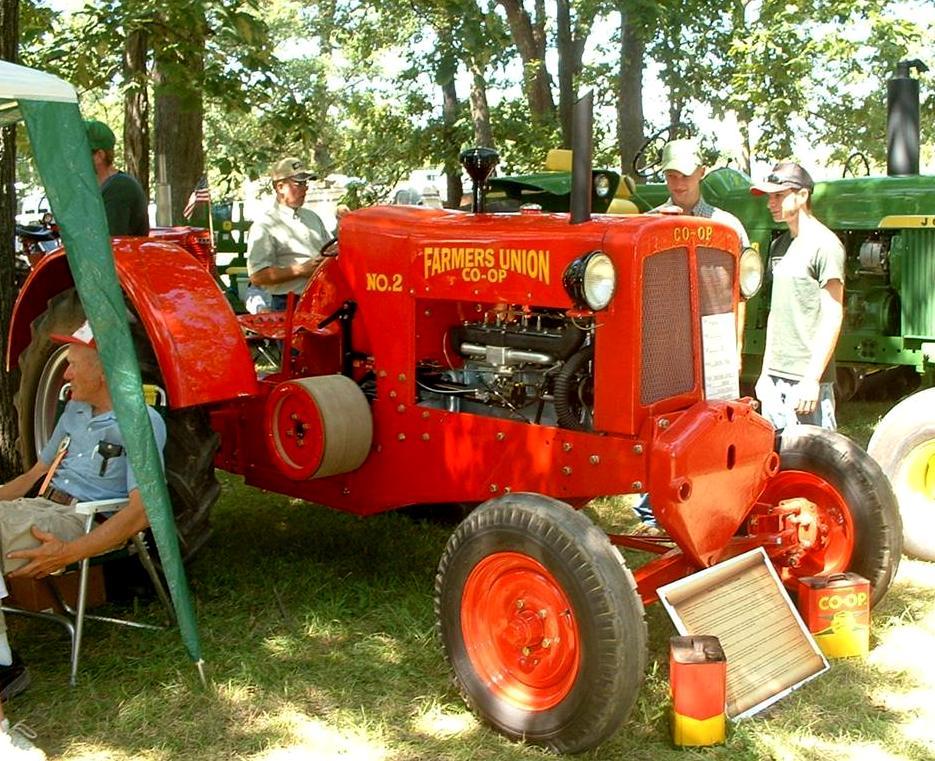 Farmer's Union Co-op No. 2 | Tractor & Construction Plant ...