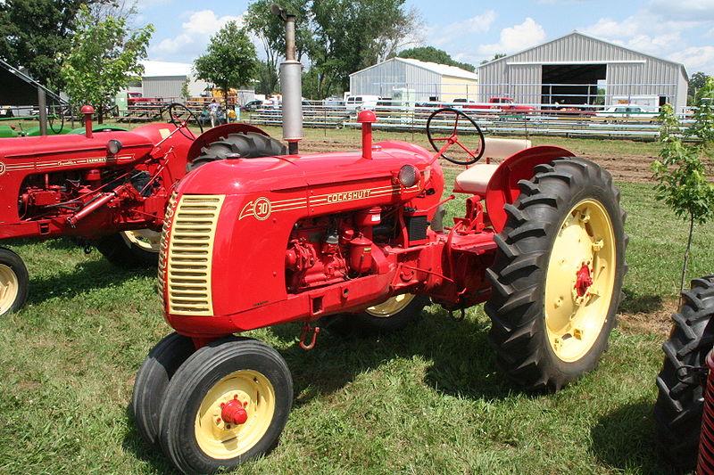 Cockshutt | Tractor & Construction Plant Wiki | FANDOM ...