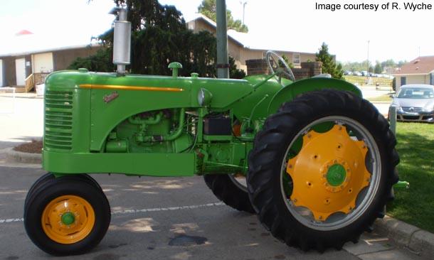 corbitt tractor