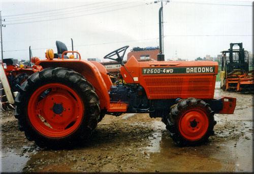 Daedong L2600 MFWD