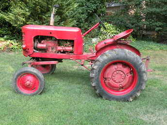 Used Farm Tractors for Sale: Earthmaster Tractor (2010-08 ...