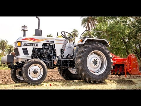 All Eicher Tractors Price List in India All new Models of ...