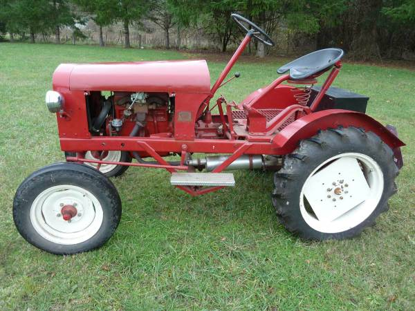 Tractor | eWillys