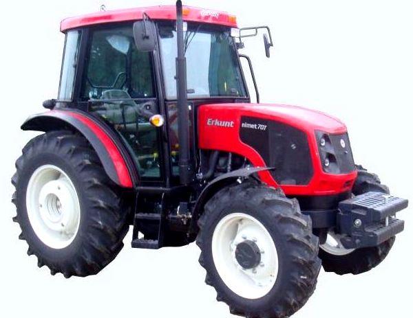 Erkunt Nimet 70T   Tractor & Construction Plant Wiki ...