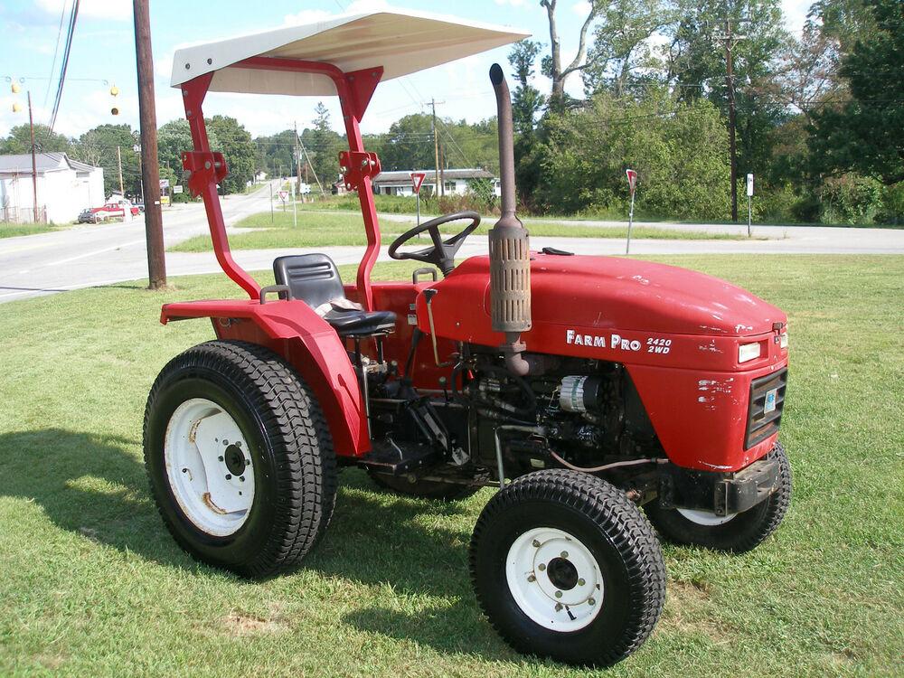 farm pro tractor