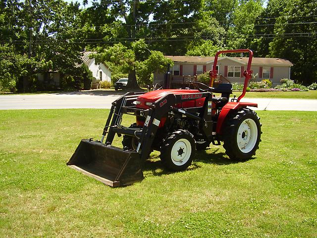 NICE FARM PRO 2425 4X4 LOADER TRACTOR   eBay