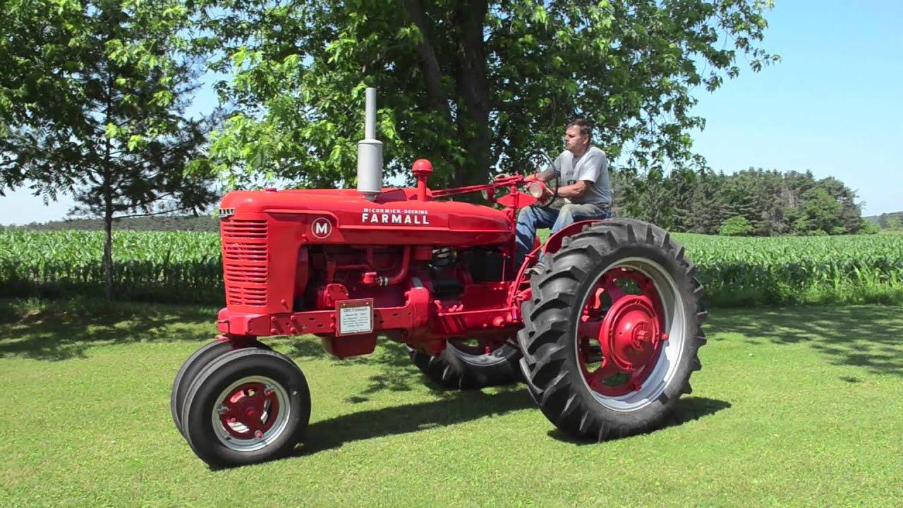 1941 International Farmall Model M - The Ed Westen Tractor ...