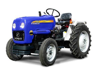force motors tractor