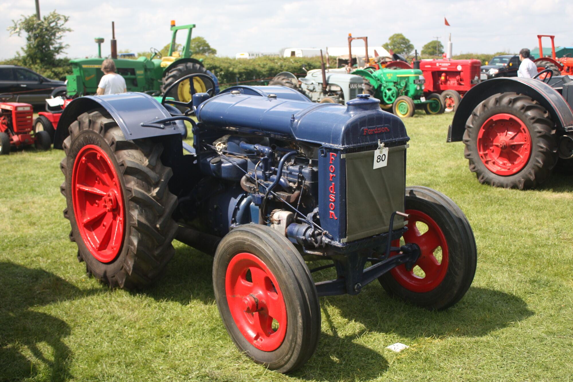 Fordson Model N | Tractor & Construction Plant Wiki ...