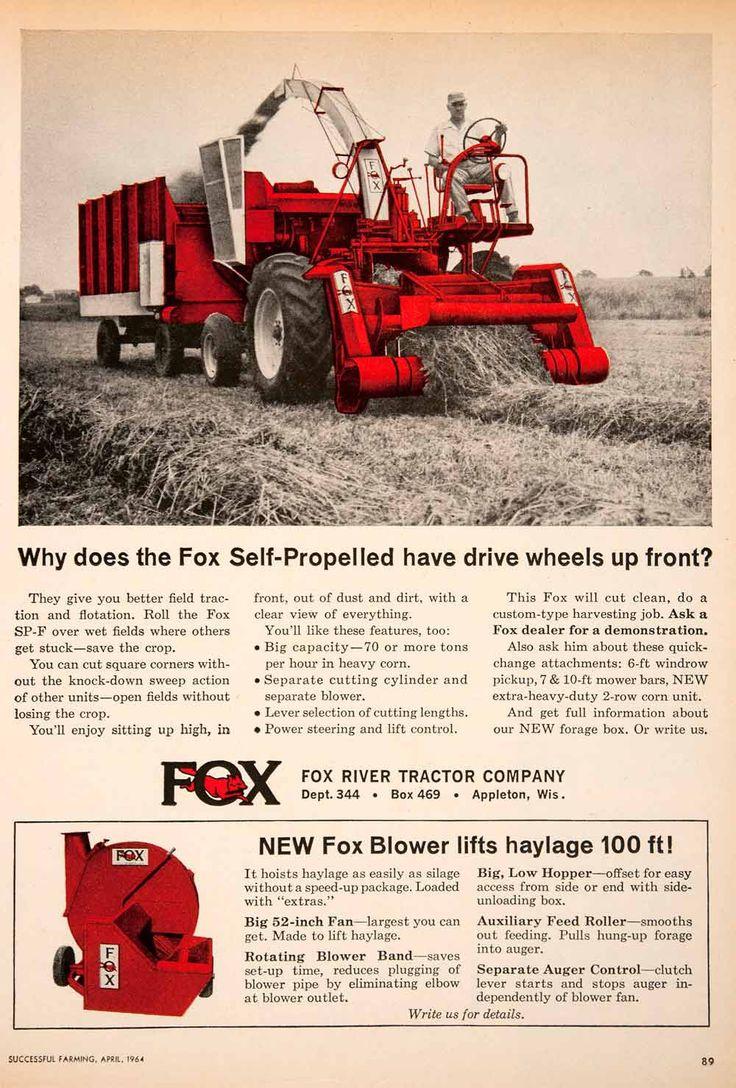 fox river tractor company tractor