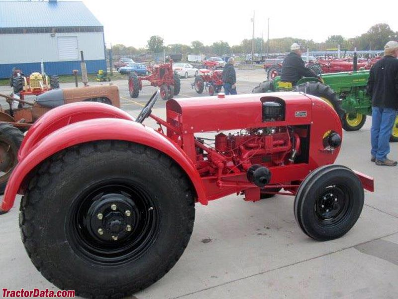 friday o 48 tractor