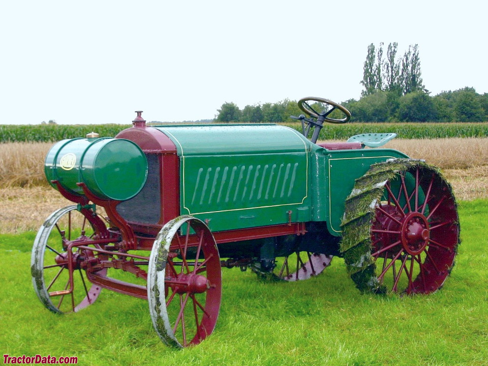 galloway tractor