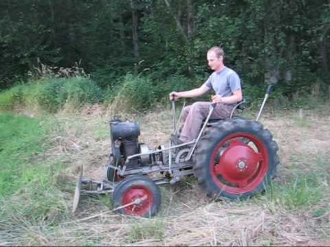 gibson tractor