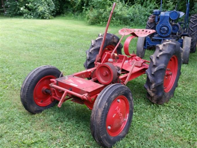 Gibson Model A 2WD Tractor For Parts BigIron Auctions