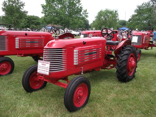 graham bradley tractor