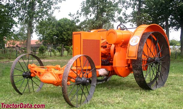 happy farmer tractor