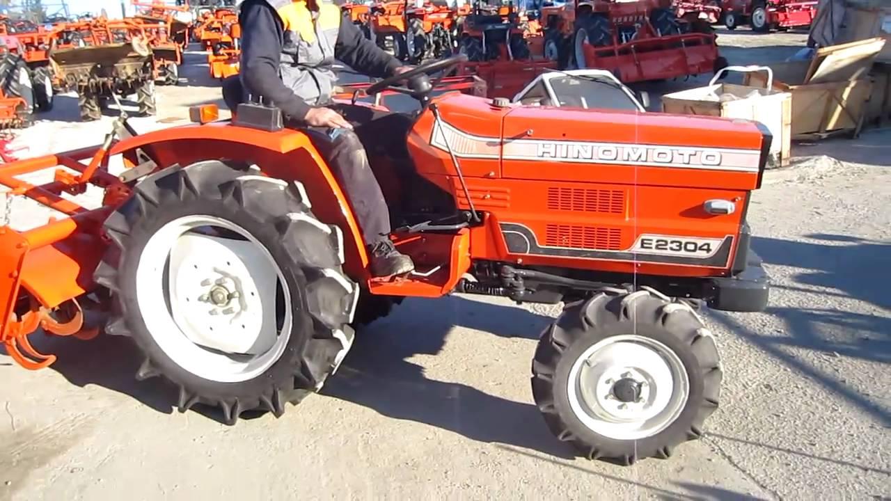 HINOMOTO E2304 www.trakter.com ΤΑΓΤΑΛΕΝΙΔΗΣ ΤΡΑΚΤΕΡΑΚΙΑ ...