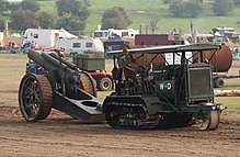 Holt tractor - Wikipedia