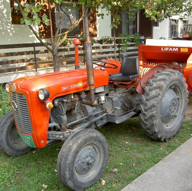 imt tractor