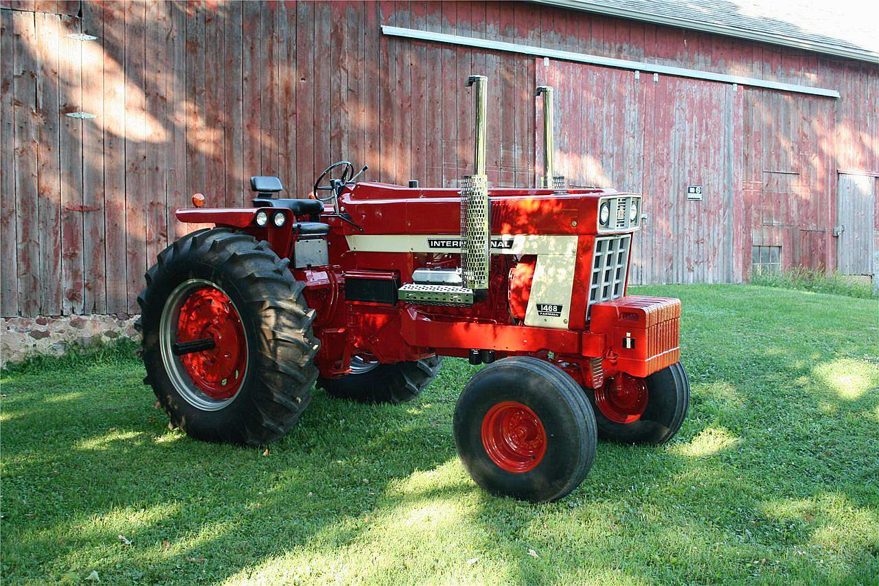 International 1468 | Tractor & Construction Plant Wiki ...