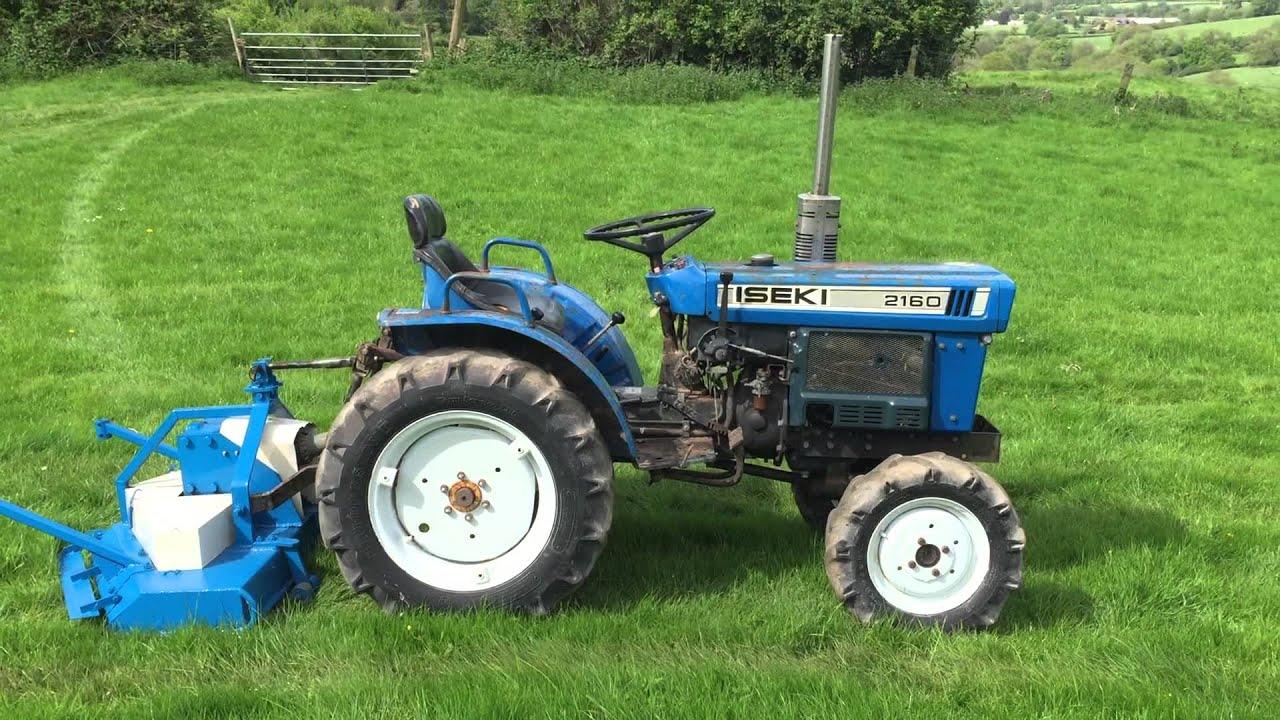 iseki tractor
