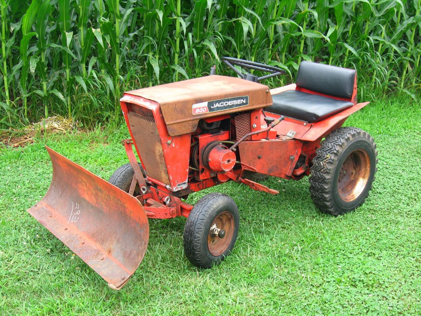 jacobsen tractor