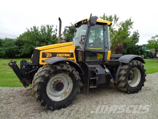 Used JCB fastrac 2150 tractor tractors Year: 2004 Price ...