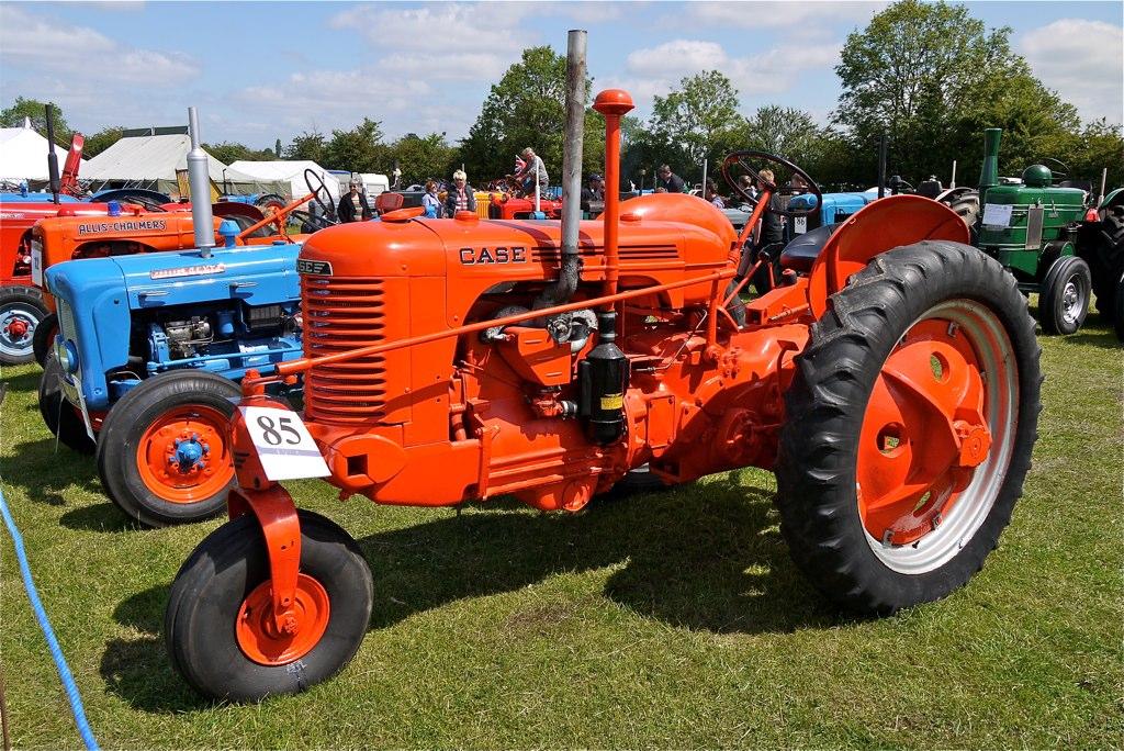 ji case tractor