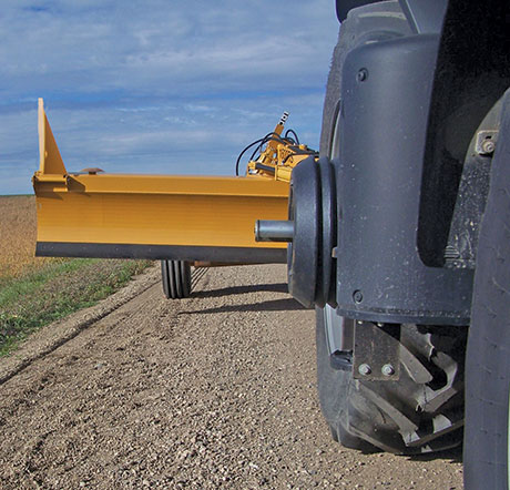 Johnson Manufacturing   Home of the HyGrade Pull Type Graders