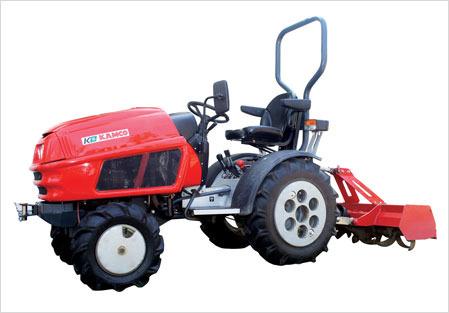 kamco teratrac tractor