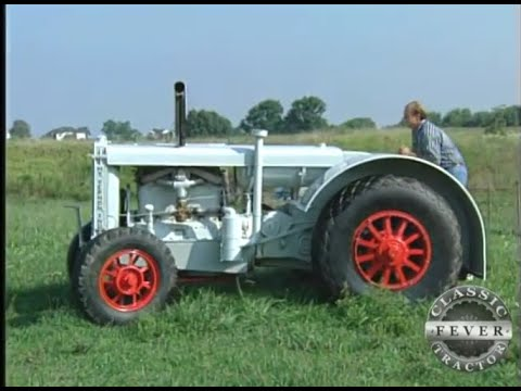 1929 Keck Gonnerman 30-60 Tractor - Classic Tractor Fever ...