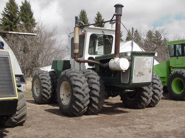 knudson tractor