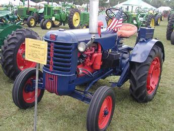 le roi tractor