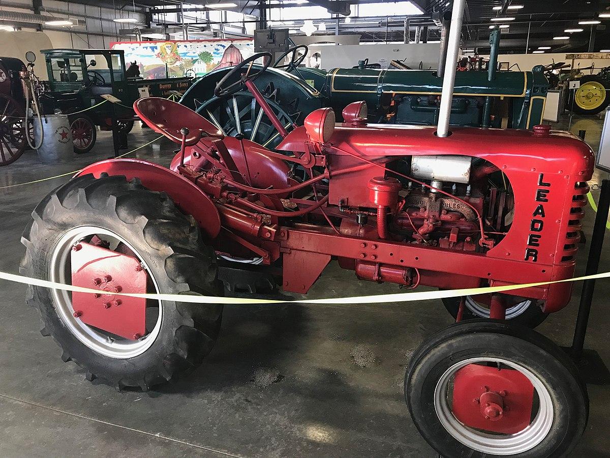 Leader Tractor Company - Wikipedia