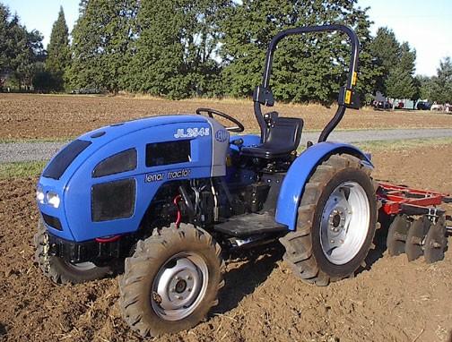 lenar tractor