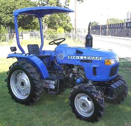 Lenar LE274-1   Tractor & Construction Plant Wiki   FANDOM ...