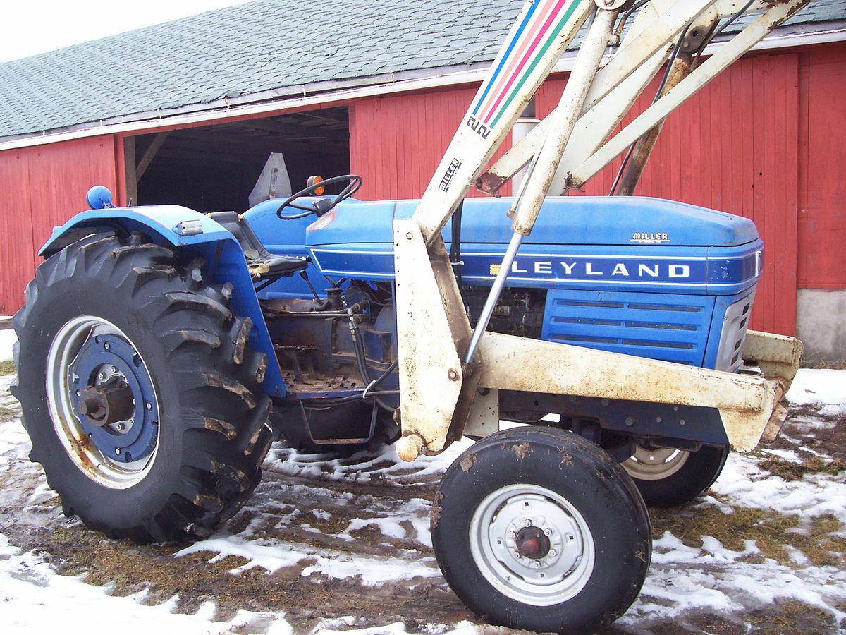 Leyland Tractors - Wikipedia