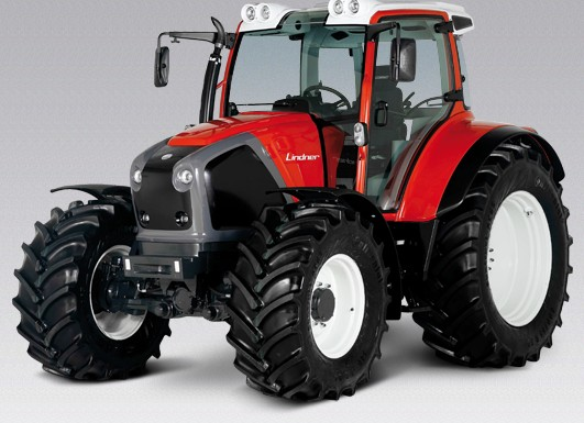 Lindner Geotrac 104 | Tractor & Construction Plant Wiki ...
