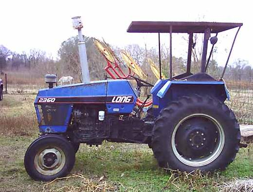 Long 2360 - Tractor & Construction Plant Wiki - The ...