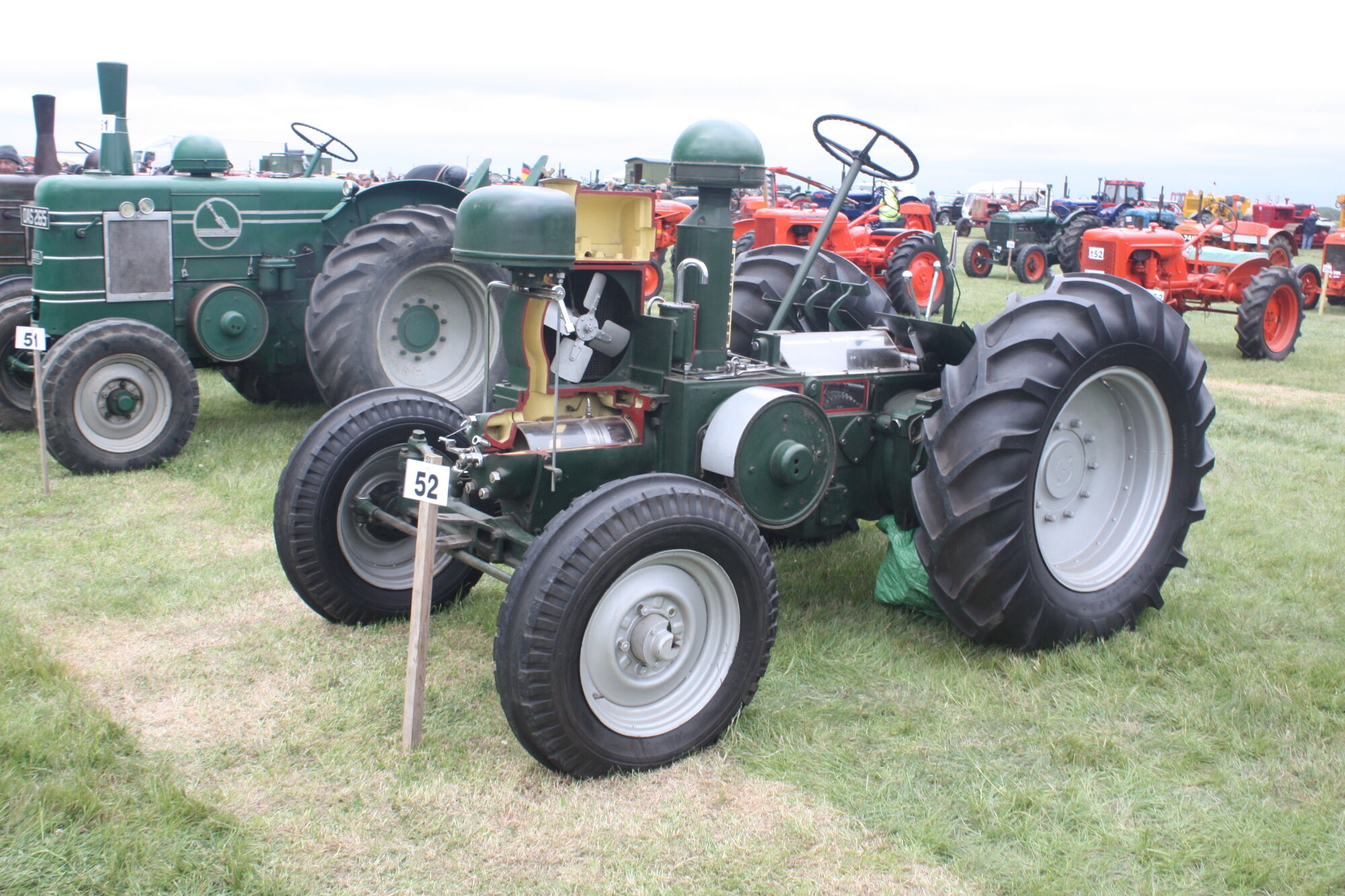 Field Marshall cutaway | Tractor & Construction Plant Wiki ...