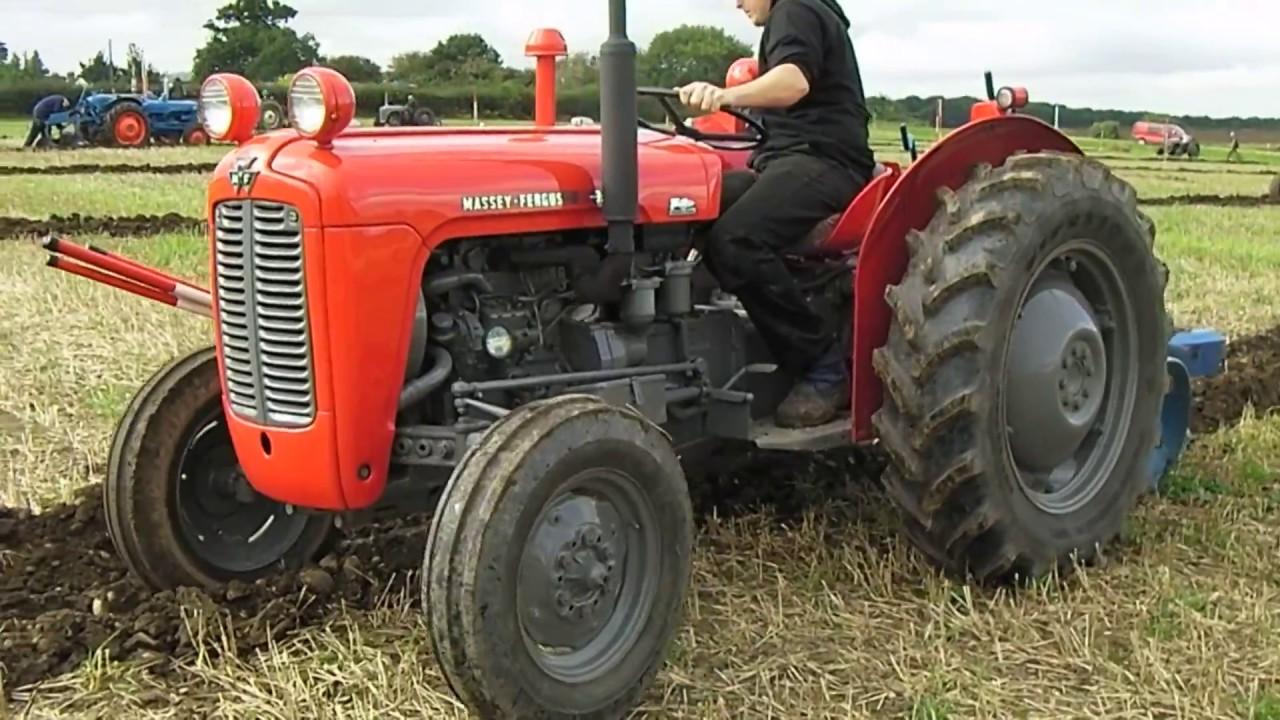 1964 Massey Ferguson 35X 2.5 Litre Diesel Tractor With ...