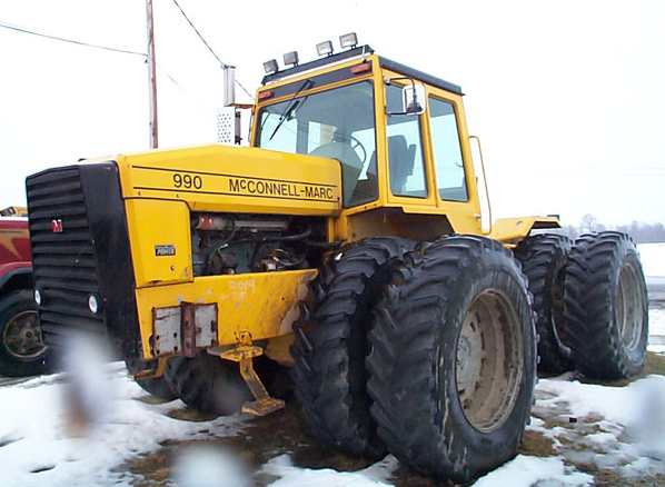 McConnell-Marc 990 - Tractor & Construction Plant Wiki ...