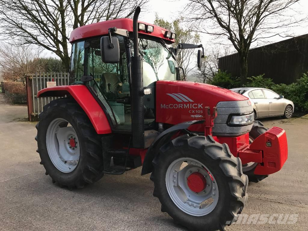 Used McCormick CX 105 tractors Year: 2005 Price: $23,977 ...