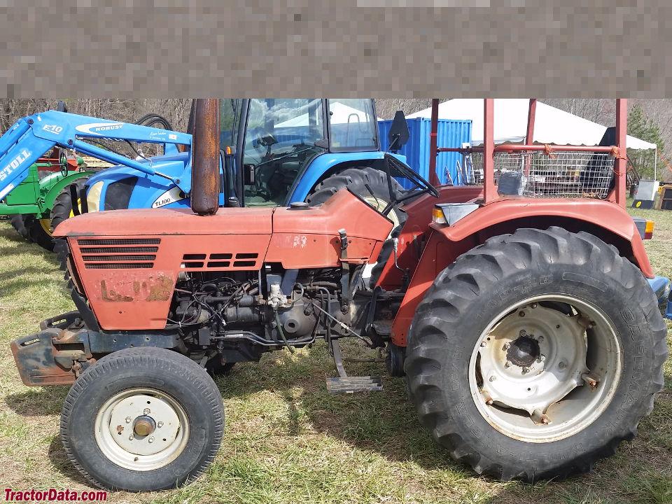 memo tractor