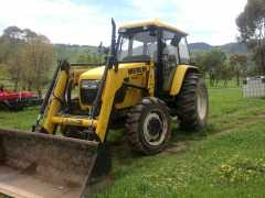 merlin tractor