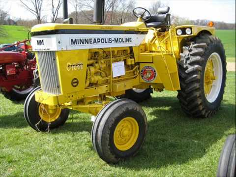 minneapolis tractor